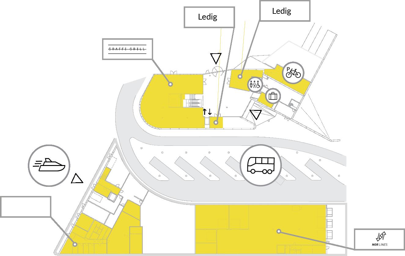 kart over buss området